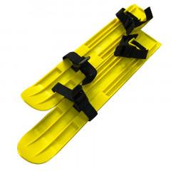 Мини-лыжи пластмассовые 63 см