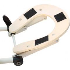 Складной массажный стол Vision Apollo xForm (коричневый)