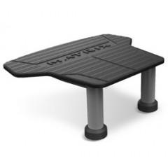 Скамья для жима горизонтальная с доводчиком Matrix Magnum A678 Platform