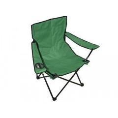 Кресло кемпинговое складное с подстаканником C-015