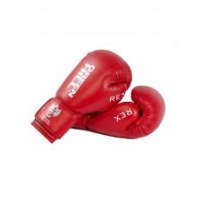 Перчатки боксерские Green Hill REX BGR-2272 12 унций красный