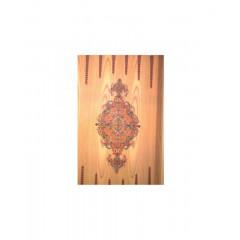 Нарды Бухарские большие, деревянные шашки