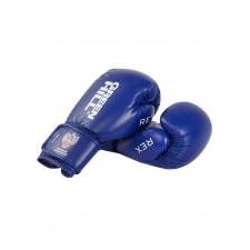 Перчатки боксерские Green Hill REX BGR-2272 12 унций синий
