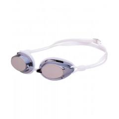 Очки для плавания LongSail Spirit Mirror L031555 белый/прозрачный