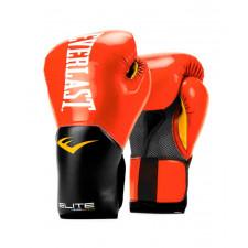 Перчатки боксерские Everlast Elite ProStyle P00001243-10 10 унций красный