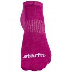 Носки низкие StarFit SW-205 р.35-38 2 пары мятный/фуксия