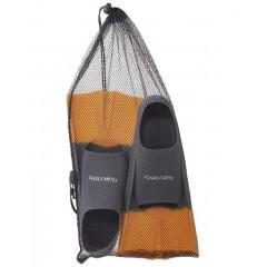 Ласты тренировочные Colton CF-01 р.33-35 серый/оранжевый