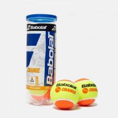 Мяч теннисный Babolat Orange арт.501035 уп.3 шт
