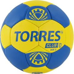 Мяч гандбольный Torres Club арт.H30043 р.3