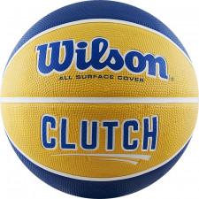 Мяч баскетбольный WILSON Clutch арт.WTB14199XB07 р.7