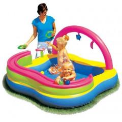 Бассейн-игровой детский центр Bestway 52125 157х157х89 см