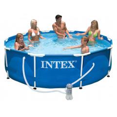 Бассейн INTEX 56999/28202 каркасный сборно-разборный 305х76 см