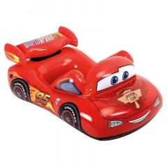"Надувная игрушка-плотик Intex 58392NP ""Тачки"" 109х66 см"