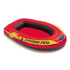 Лодка надувная Intex 58354