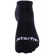 Носки низкие c амортизацией StarFit SW-207 2 пары р.35-38 черный