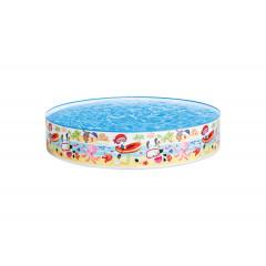 Детский бассейн Intex Beach Days 56451 Snapset 152*25 см