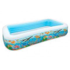 Семейный надувной бассейн Intex 58485NP