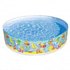 Детский каркасный бассейн Intex 56452NP