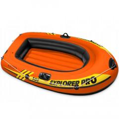 Одноместная надувная лодка Intex 58355NP Explorer Pro 100 (160х94х29см)