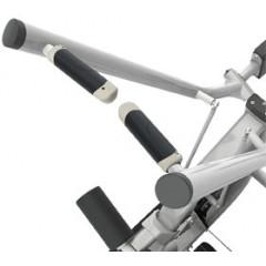 Жим ногами/Голень-машина Matrix VERSA VS-S70P (серебристый)