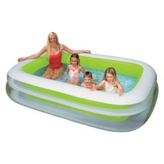 Надувной бассейн Intex 56483NP Swim Center Family Pool (262x175x56см) 6+