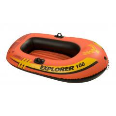 Надувная лодка Intex 58329NP Explorer-100 (147х84х36см)