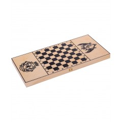 Игра 3 в 1 (шахматы, шашки, нарды)
