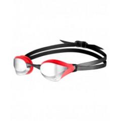 Очки для плавания Arena Cobra Core Mirror арт.1E492550 Silver/Red/Black