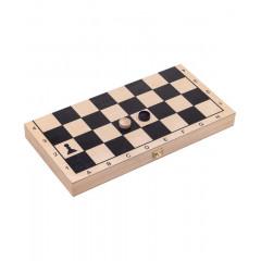 Игра 2 в 1 (шахматы, шашки)