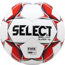 Мяч футбольный SELECT Brillant Super FIFA TB арт.810316-003 р.5