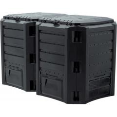 Компостер Prosperplast Module 800 л чёрный