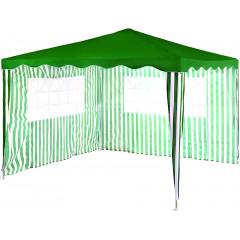 Тент садовый из полиэстера Green Glade арт.1023 (3х3х2,5м) зеленый