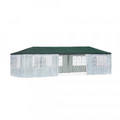Тент садовый из полиэтилена Green Glade арт.1070 (9x3x2,5м)