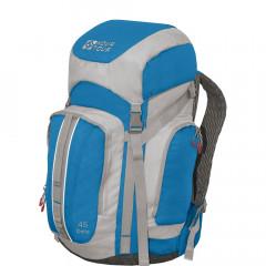 Рюкзак туристический NOVA TOUR Дельта 45 V2 Серый/синий