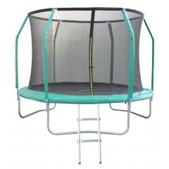 Батут Sport Elit GB102011 10FT (3,05м) с защитной сеткой (внутрь) с лестницей