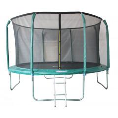 Батут Sport Elit GB102011 12FT (3,66м) с защитной сеткой (внутрь) с лестницей