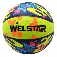 Мяч баскетбольный Welstar BR2814D-5 р.5