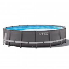 Круглый каркасный бассейн Intex 26326 Ultra XTR Frame (488х122см)