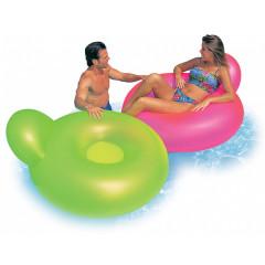 Кресло-шезлонг для плавания Intex 58889 137х122см
