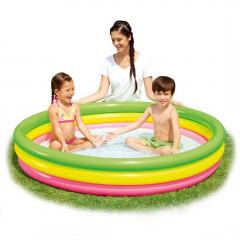 Детский круглый бассейн Bestway 51103 (152х30см) 211 л