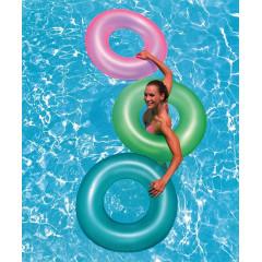 Круг надувной для плавания Bestway 36025 Неоновый иней