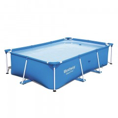Каркасный прямоугольный бассейн Bestway 56403 (259х170х61см)