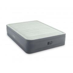 Полуторная надувная кровать Intex 64904 Premaire Elevated Airbed + насос (137х191х46см)