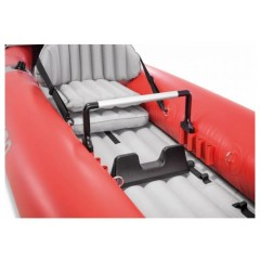 Надувная байдарка Intex 68309 Excursion Pro + весла + насос