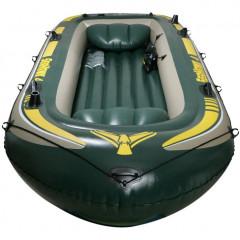Надувная лодка Intex 68350 Seahawk 4 + 2 подушки