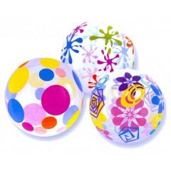Мяч пляжный дизайнерский Bestway 31036 51 см