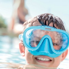 Маска для плавания Intex 55916 Sea Scan Swim Masks 8+