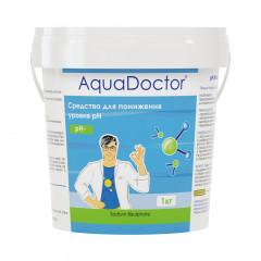 AquaDoctor AQ16984 PH Минус ведро 1кг