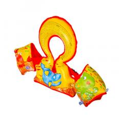 Жилет с нарукавниками надувной для плавания Intex 58673EU Aqua Vest 3+