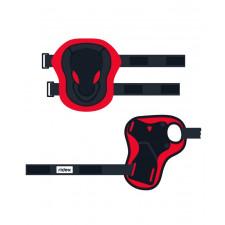 Комплект защиты Ridex Robin, красный р.S